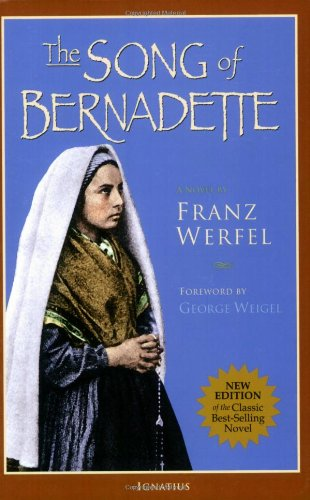 book cover of The Song of Bernadette