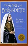 Front cover for the book The Song of Bernadette by Franz Werfel