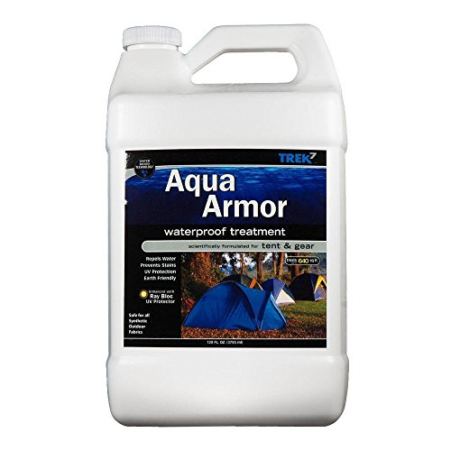 Aqua Armor 1-gal. Fabric Waterproofing Spray for Tent and Gear by Trek7 (Image #1)