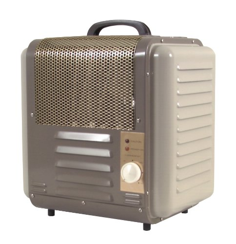 Fahrenheat PT268 Industrial Grade with Thermostat, - Portable 240v Heater