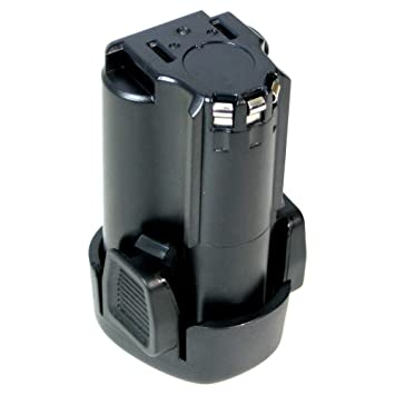 EGBL108 EGBL108KB Premium AKKU 12V 2000mAh für Black /& Decker BDCDMT112