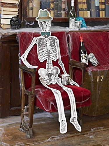 5' Hanging Skeleton - 6
