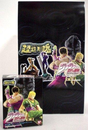 Super Modeling Soul JoJo's Bizarre Adventure Phantom Blood first step BOX