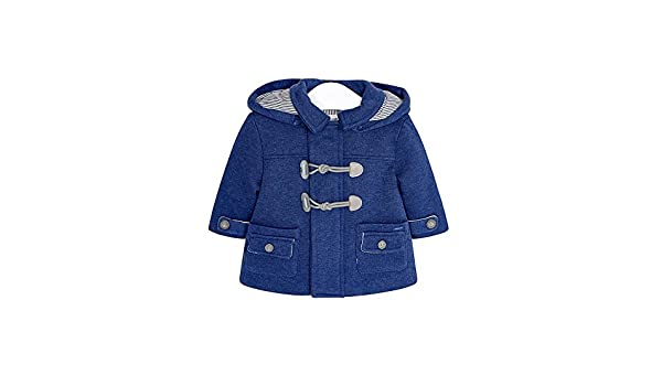 Amazon.com: Mayoral 18-02450-033 - Trench Coat for Baby-Boys 2-4 Months Indigo: Clothing