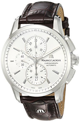 maurice-lacroix-mens-pontos-swiss-automatic-stainless-steel-and-leather-casual-watch-colorbrown-mode