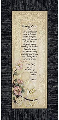 Marriage Prayer Christian Wedding 7757CH