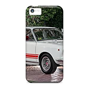 Hot Snap-on 1966 Fiat Abarth Ot 1300 Hard Cover Case/ Protective Case For Iphone 5c