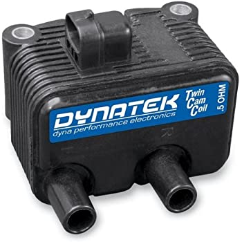 Dynatek 0.5 Ohm Dual-Output Coil for Twin Cam Carb Models and Sportster DC6-6