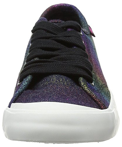 Rocket Dog Jumpin Multicolour Femmes Formateurs Chaussures qvOjz6eb