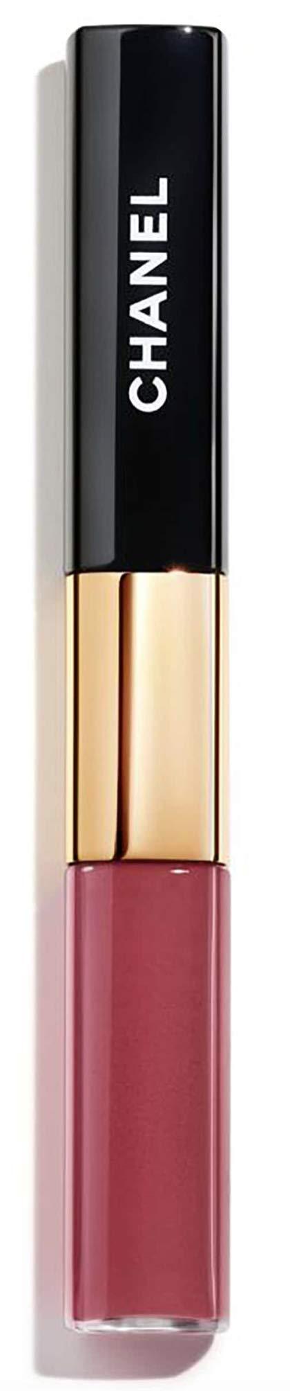 LE ROUGE DUO ULTRA TENUE Ultra Wear Lip Colour: 43 Sensual Rose by