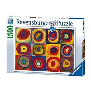 Ravensburger Italy Puzzle 1500 Pezzi Kandinsky Studio S 4005556163779