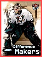 2006-07 Ultra Difference Makers #DM1 Ilya Bryzgalov ANAHEIM MIGHTY DUCKS