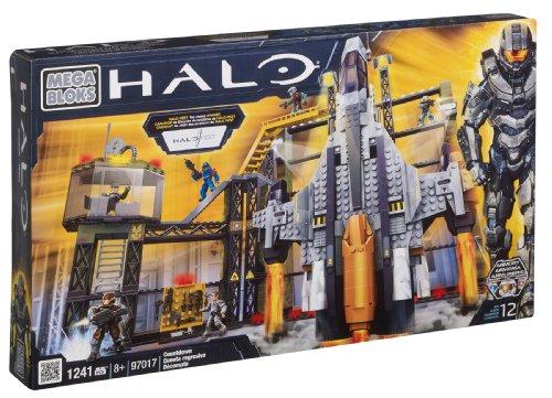 Mega Bloks Halo Countdown by Mega Bloks