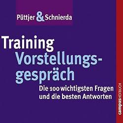 Training Vorstellungsgespräch