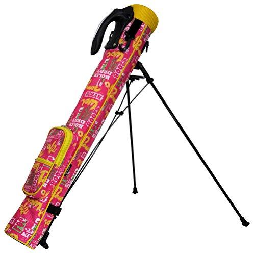 所得ハプニング配分AZROF(アズロフ) クラブケース - スタンド式クラブケース 73:ビジーイエロー  16AZ-SSC02   全長:80cm