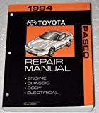 1994 Toyota Paseo Repair Manual (EL44 Series)