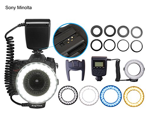 Led Ring Light Sony - 5