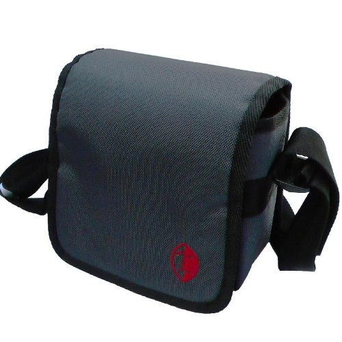 Face Poly (Namba Gear Samba Personal Stash Bag, High Performance Carry Bag for Musicians & DJs, Charcoal Gray (SPS-GY))