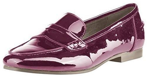 Andrea Conti Zapato de Charol de Meter Para Mujer - Baya, EU 35