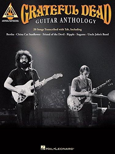 Grateful Dead Guitar Anthology (Grateful Dead Tab)