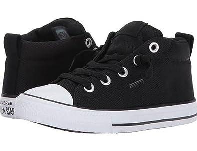 45f757b9539c1 Amazon.com | Converse Kids Chuck Taylor All Star Street Basket Weave ...