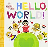 """Hello, World!Product Description Hola!Bonjour!Guten Tag!This charming board book takes children on a world tour by teaching them to say """"Hello"""" in 10 different languages. It has sturdy board pages and it includes all-new artwork that's colorful, mod..."""