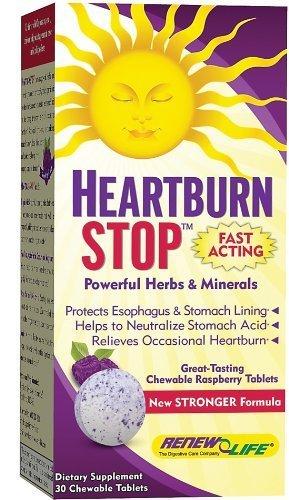ReNew Life Heartburn Stop 30Caps