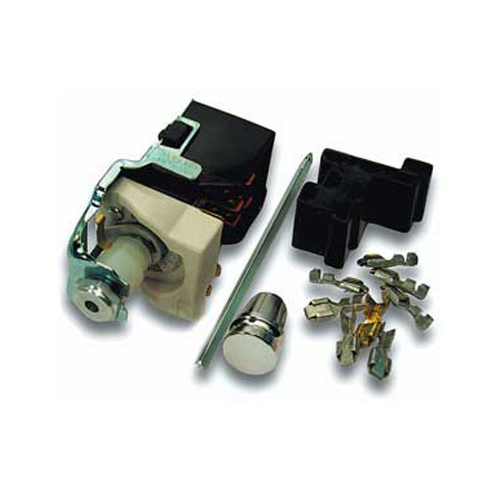 American Autowire 500341 Headlight Switch with Aluminum Knob