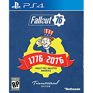 Ratings and reviews for Fallout 76 Tricentennial Edition - PlayStation 4