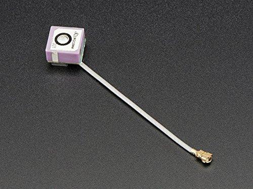 Adafruit Passive Gps Antenna Ufl - 9mm X 9mm -2dbi Gain