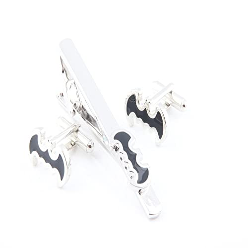 Batman disfraz de Pin de corbata bar Gemelos con forma de clip de ...