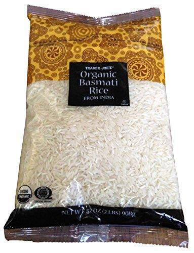 Trader Joes Organic Basmati India
