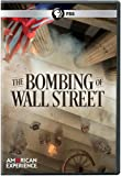 American Experience: The Bombing of Wall Street DVD