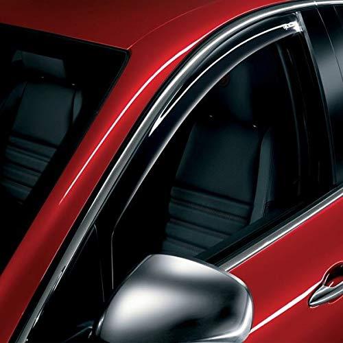 Alfa Romeo Giulietta-Kit deflettore originale per porte e finestre, 71805867 anteriore Alfa Romeo (Genuine OE)