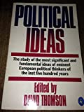 img - for Political Ideas (Pelican) book / textbook / text book