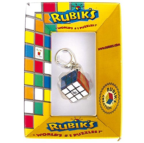 - Rubik's Cube Winning Moves Key Ring