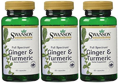 Full Spectrum Ginger Turmeric pack