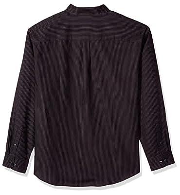Van Heusen Men's Big Tall Traveler Stretch Non Iron Long Sleeve Shirt