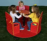 Summer Winter Outdoor Indoor Tiny Tots Spinner Playground equipment for Learning Centers, Daycares, Child Development Play Fun
