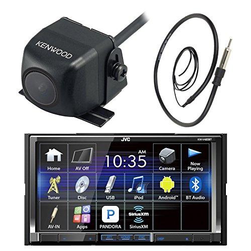 "JVC KW-V420BT 7"" Inch Double DIN Car CD DVD USB Bluetooth..."