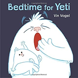 Book Cover: Bedtime for Yeti