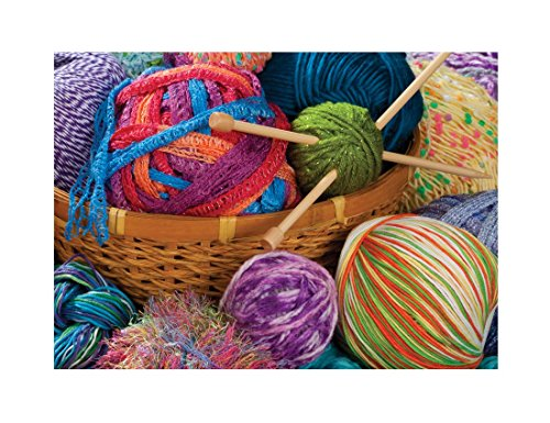 Yarn Bundles Puzzle 1000 Pieces