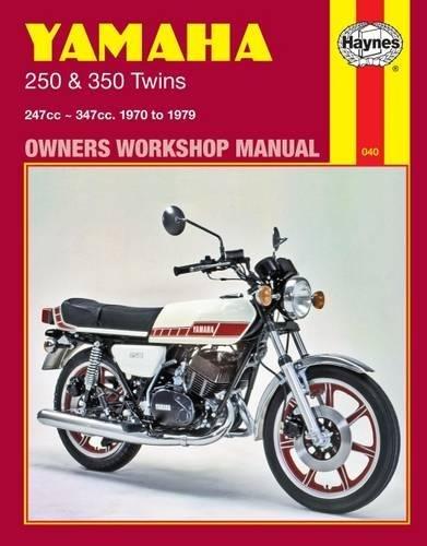 Yamaha RD, YRS7, and YR5, 1970-79 (Haynes Repair Manuals) (N/a Cx Replacement)