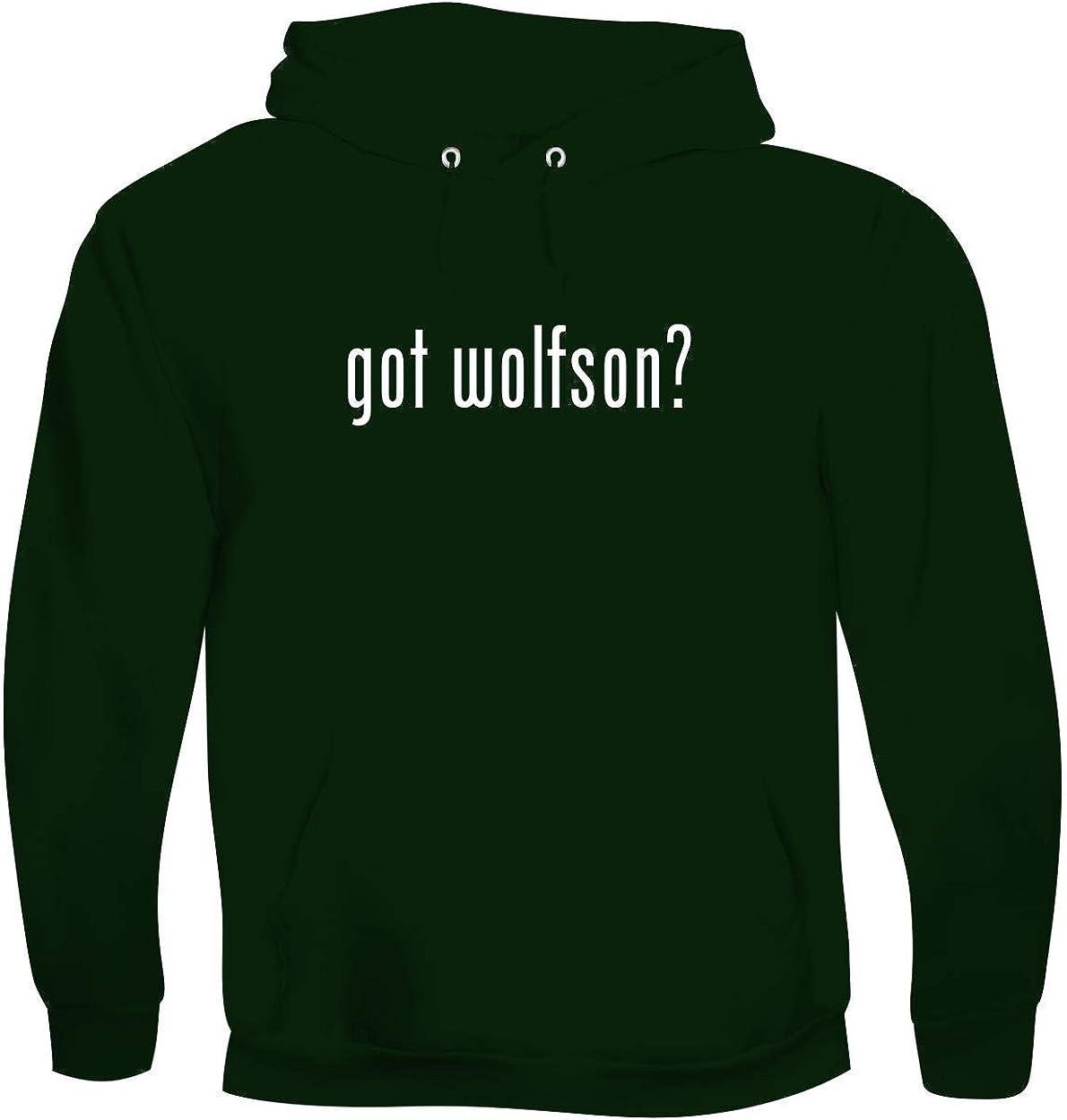 bekam Wolfson - Men'S Soft & Comfortable Hoodie Sweatshirt Pullover