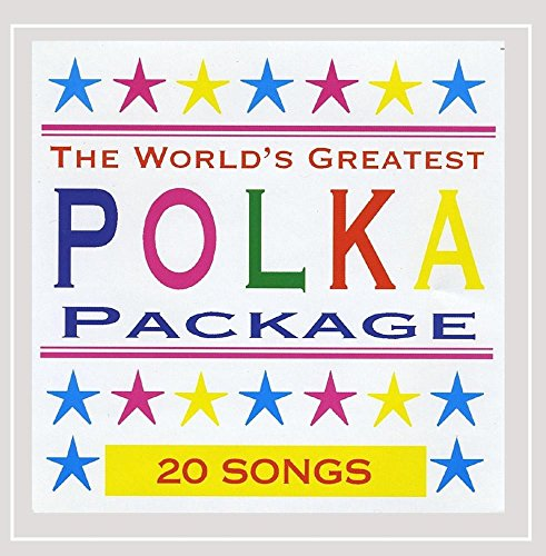 Price comparison product image World's Greatest Polka Package