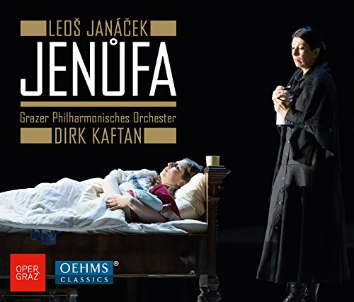 Price comparison product image Leos Janacek: Jenufa