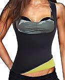 Women's Hot Sweat Slimming Neoprene Plus Size Vest Body Shapers for Fat burn