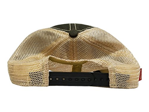 2495141bf36fdb Vintage Datsun T-Stained Mesh Snapback Cap - Import It All