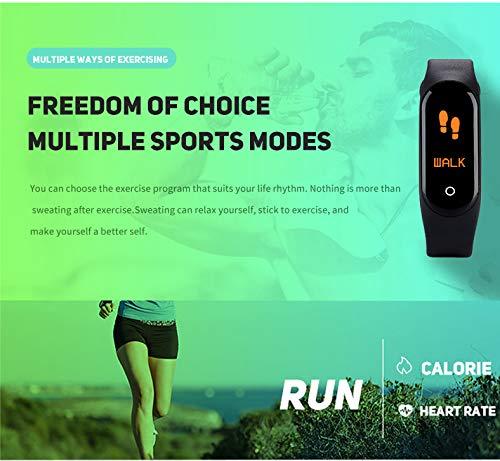 M4 Smart Fitness-Tracker Waterproof