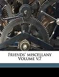 Friends' Miscellany, Comly ed, 1171914040